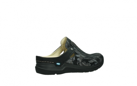 wolky slippers 06600 holland 17000 black suede_23