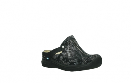wolky slippers 06600 holland 17000 black suede_4