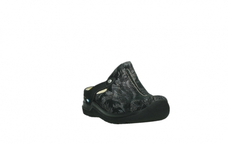 wolky slippers 06600 holland 17000 black suede_5