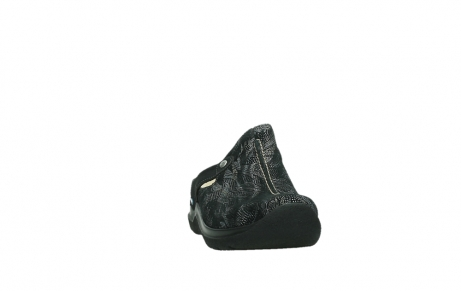 wolky slippers 06600 holland 17000 black suede_6