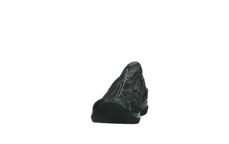 wolky slippers 06600 holland 17000 black suede_8