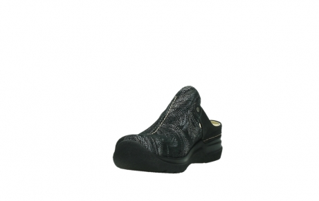 wolky slippers 06600 holland 17000 black suede_9