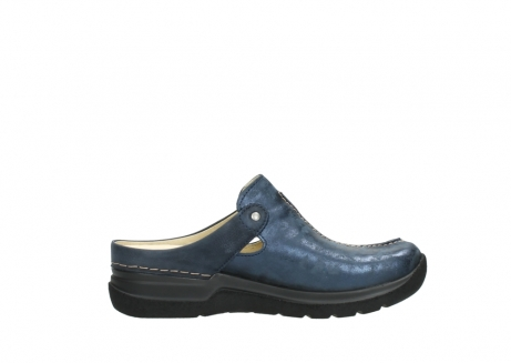 wolky slippers 06600 holland 19800 blauw nubuck_13