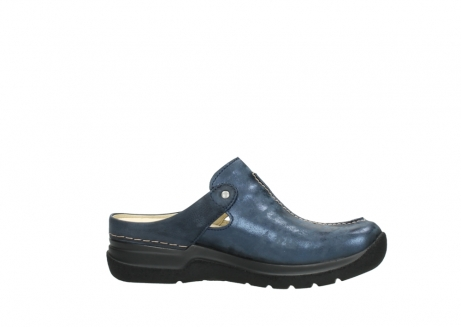 wolky slippers 06600 holland 19800 blauw nubuck_14