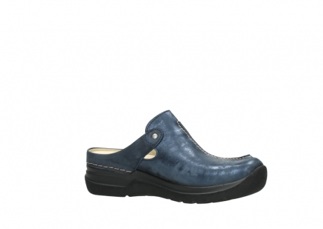 wolky slippers 06600 holland 19800 blauw nubuck_15