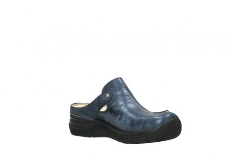 wolky slippers 06600 holland 19800 blauw nubuck_16