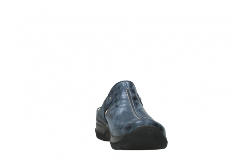 wolky slippers 06600 holland 19800 blauw nubuck_18
