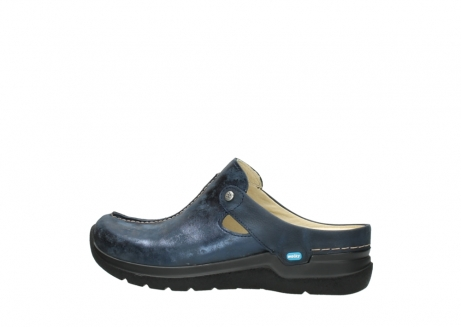 wolky slippers 06600 holland 19800 blauw nubuck_2