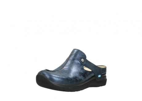 wolky slippers 06600 holland 19800 blauw nubuck_22