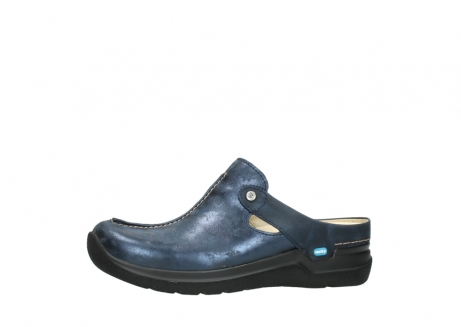 wolky slippers 06600 holland 19800 blauw nubuck_24