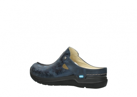 wolky slippers 06600 holland 19800 blauw nubuck_3
