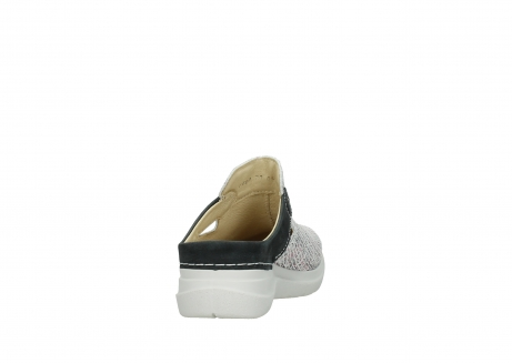 wolky slippers 06600 holland 41970 black multi suede_8