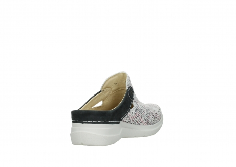 wolky slippers 06600 holland 41970 black multi suede_9