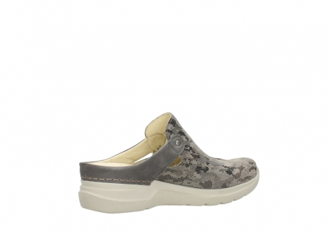 wolky pantoletten 06600 holland 49150 camouflage taupe leder_11