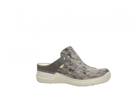 wolky slippers 06600 holland 49150 camouflage taupe leather_15