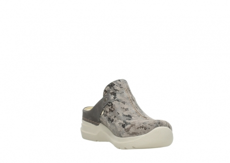 wolky pantoletten 06600 holland 49150 camouflage taupe leder_17