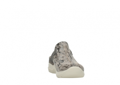 wolky pantoletten 06600 holland 49150 camouflage taupe leder_18