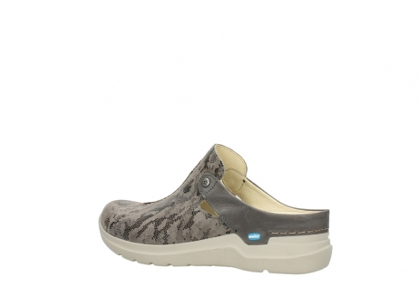 wolky pantoletten 06600 holland 49150 camouflage taupe leder_3