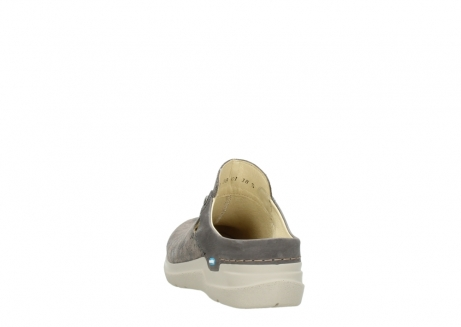 wolky slippers 06600 holland 49150 camouflage taupe leather_6