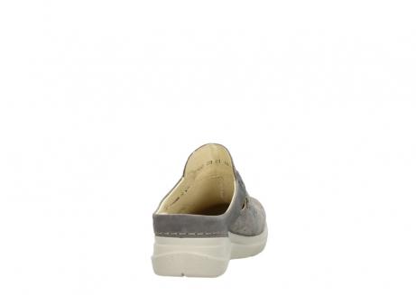 wolky slippers 06600 holland 49150 camouflage taupe leather_8