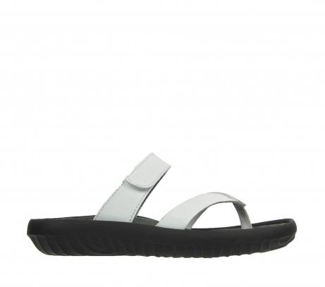 wolky slippers 0880 tahiti 310 wit leer