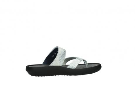 wolky slippers 0880 tahiti 912 gebroken wit cobra leer_12