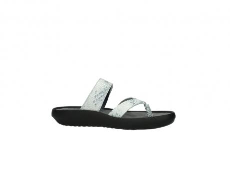 wolky slippers 0880 tahiti 912 gebroken wit cobra leer_14