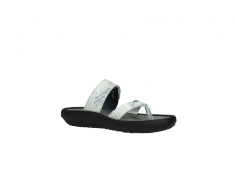 wolky slippers 0880 tahiti 912 gebroken wit cobra leer_15