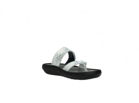 wolky slippers 0880 tahiti 912 gebroken wit cobra leer_16