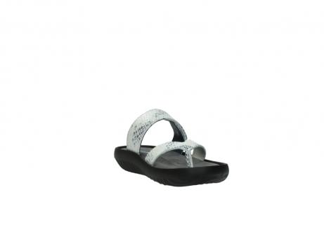 wolky slippers 0880 tahiti 912 gebroken wit cobra leer_17