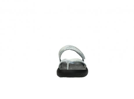 wolky slippers 0880 tahiti 912 gebroken wit cobra leer_19