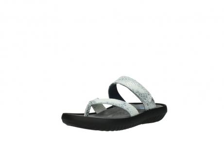 wolky slippers 0880 tahiti 912 gebroken wit cobra leer_22