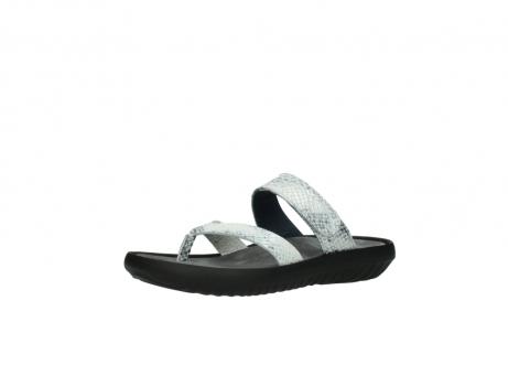 wolky slippers 0880 tahiti 912 gebroken wit cobra leer_23