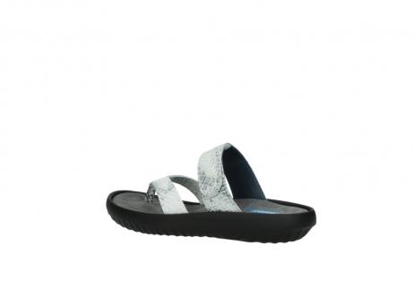 wolky slippers 0880 tahiti 912 gebroken wit cobra leer_3