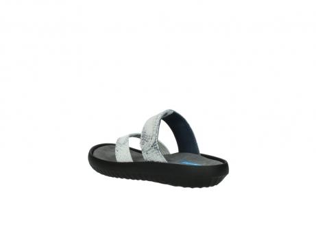 wolky slippers 0880 tahiti 912 gebroken wit cobra leer_4