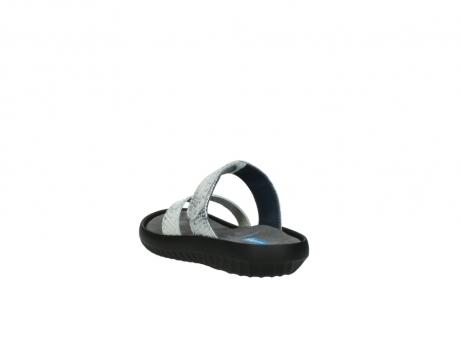 wolky slippers 0880 tahiti 912 gebroken wit cobra leer_5