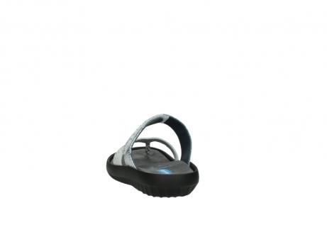 wolky slippers 0880 tahiti 912 gebroken wit cobra leer_6