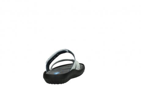 wolky slippers 0880 tahiti 912 gebroken wit cobra leer_8