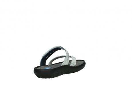 wolky slippers 0880 tahiti 912 gebroken wit cobra leer_9