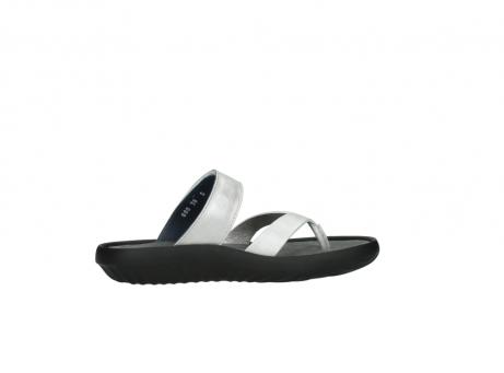 wolky slippers 0880 tahiti 919 parelwit metallic leer_12