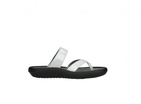 wolky slippers 0880 tahiti 919 parelwit metallic leer_13