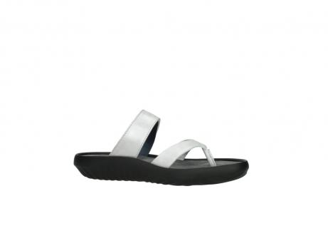 wolky slippers 0880 tahiti 919 parelwit metallic leer_14