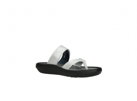wolky slippers 0880 tahiti 919 parelwit metallic leer_15