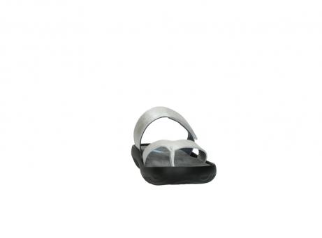 wolky slippers 0880 tahiti 919 parelwit metallic leer_18