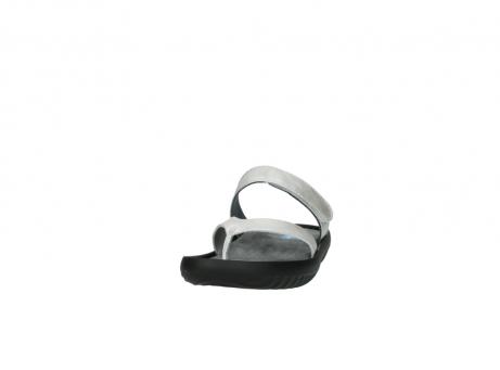 wolky slippers 0880 tahiti 919 parelwit metallic leer_20