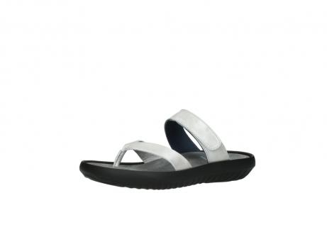wolky slippers 0880 tahiti 919 parelwit metallic leer_23