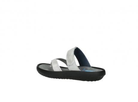 wolky slippers 0880 tahiti 919 parelwit metallic leer_3