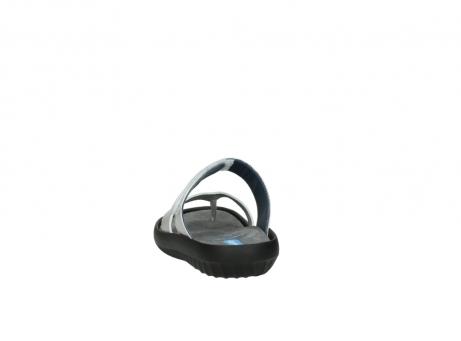 wolky pantoletten 0880 tahiti 919 perlweiss metallic leder_6