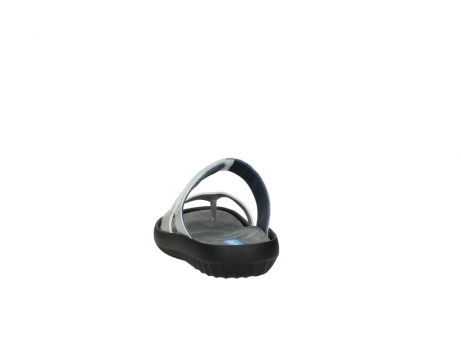 wolky slippers 0880 tahiti 919 parelwit metallic leer_6