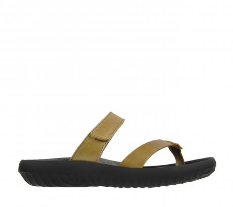 wolky slippers 0880 tahiti 932 brons leer